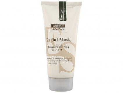 Estesophy Energy Facial Mask - Výživná krémová pleťová maska | 200g