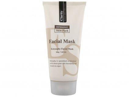 Estesophy Clarity Facial Mask - Bělící pleťová maska