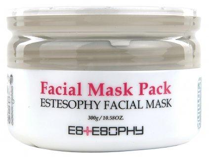 SARANGSAE Estesophy Firming Lift Face Mask - Kaolínová čistící krémová maska s výživným účinkem | 300g