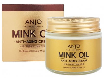 anjo mink oil anti aging cream