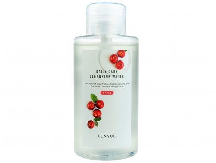 eunyul daily care cleansing water apple
