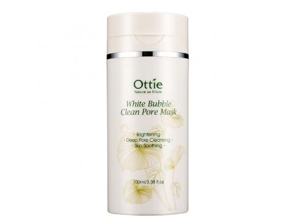 Ottie White Bubble Clean Pore Mask