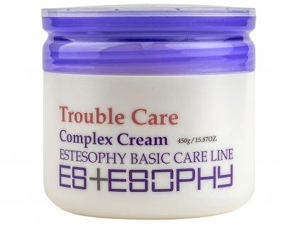 Estesophy-Trouble-Care-Complex-Cream-Lehky-gelovy-krem-na-aknozni-a-problematickou-plet-450g