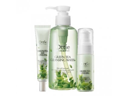 Ottie Green Tea Set 18000