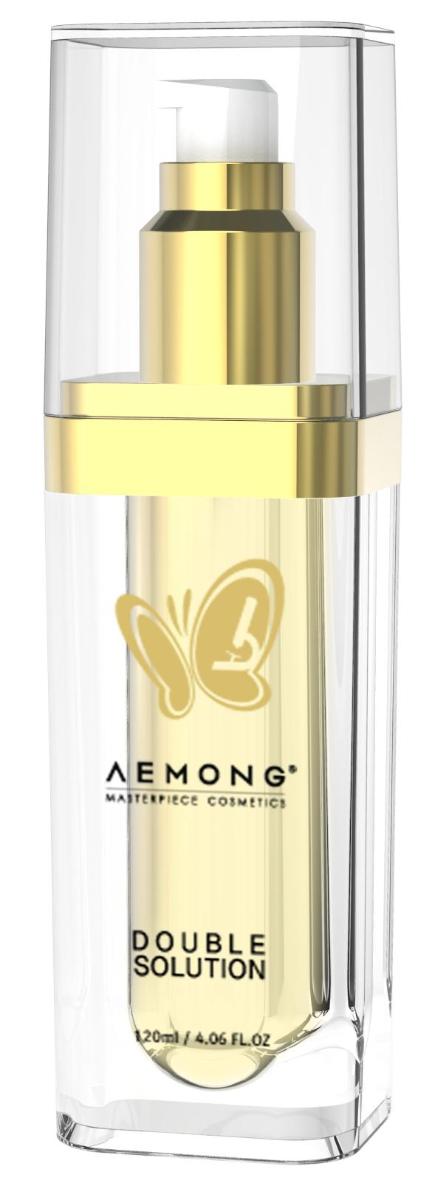 ARENDI AEMONG FI DOUBLE SOLUTION - Unikátní zvláčňující a výživná emulze a tonikum v jednom - 120ml