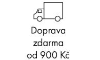 Doprava zdarma od 900 Kč
