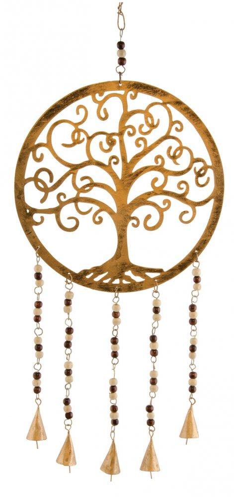 Namasté Zvonkohra Strom života s korálky