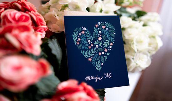 Tipy na zamilované texty do přání