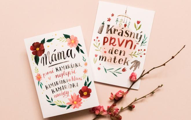 Tipy na texty do přání ke Dni matek