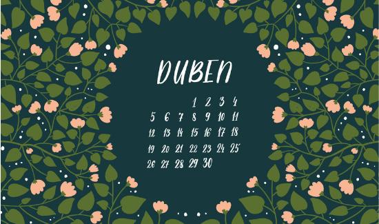 TAPETA NA PLOCHU - DUBEN