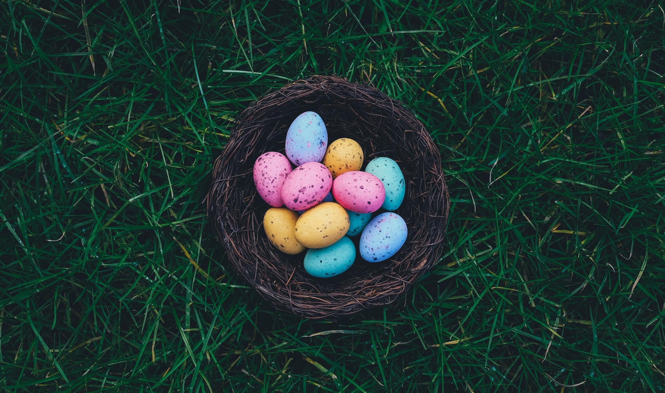 Jak ozdobit velikonoční vajíčka? Přírodně!