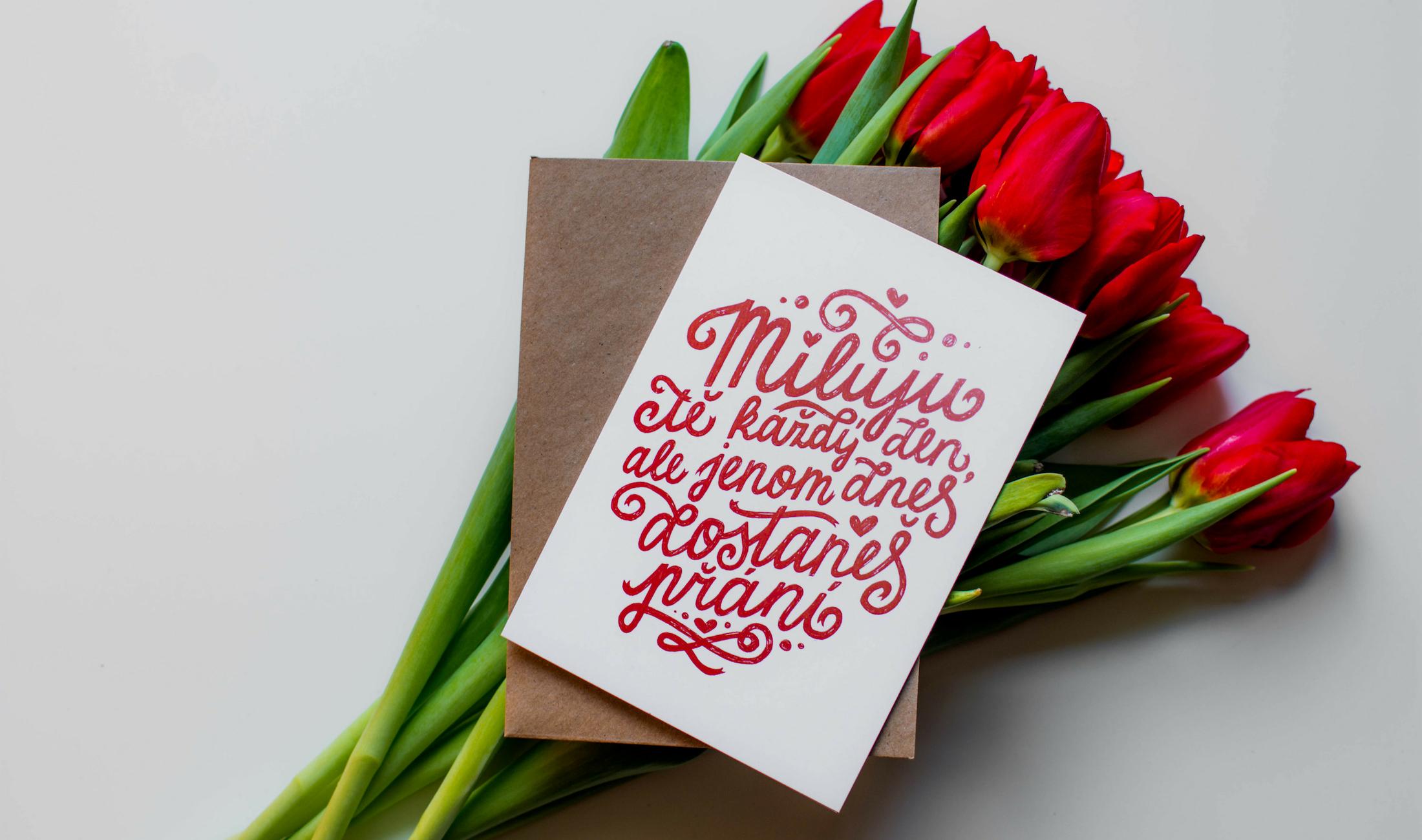Jak oslavit Valentýna?