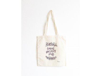 Tote bag - Bag of awesome stuff