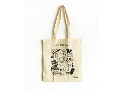 Tote bag - Obsah této tašky