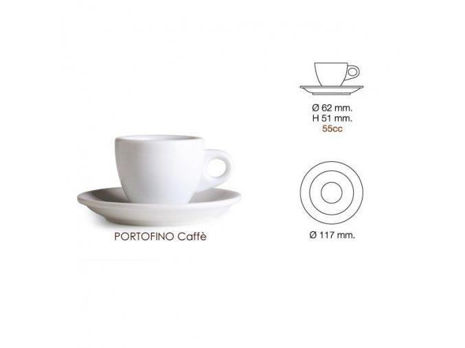 Espresso šálka