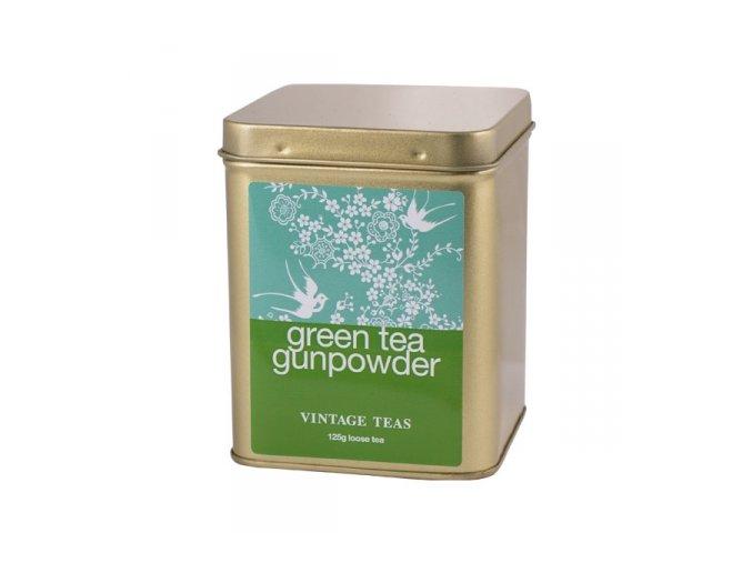 Vintage Teas Zelený čaj Gunpowder sypaný 125g