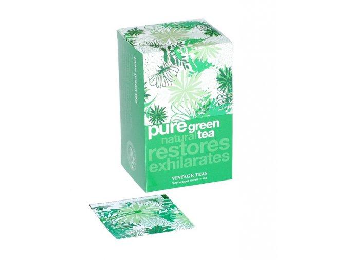 Vintage Teas Zelený čaj 30 ks