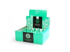 Zelený čaj pyramídové čaje 30 ks