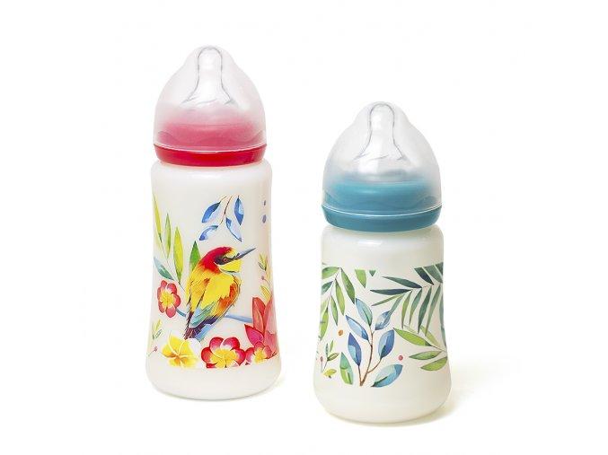 Blooming Day (kojenecký set 250 ml a 360 ml)