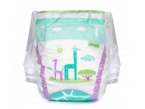 Baby Charm vel. 4 vodoznak CZ