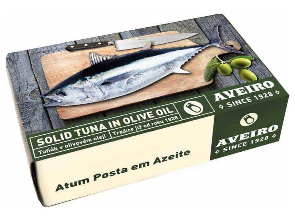 aveiro tunak kousky v olivovem oleji (1)