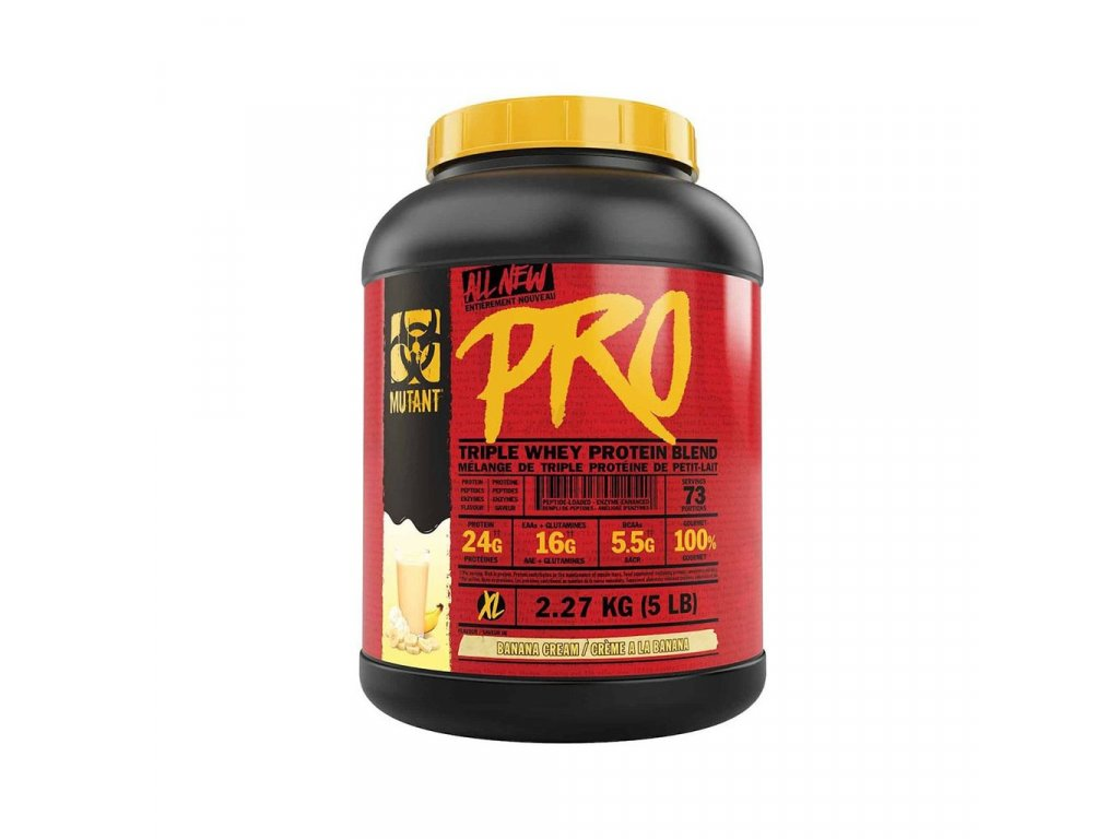 9025 pvl mutant pro whey protein