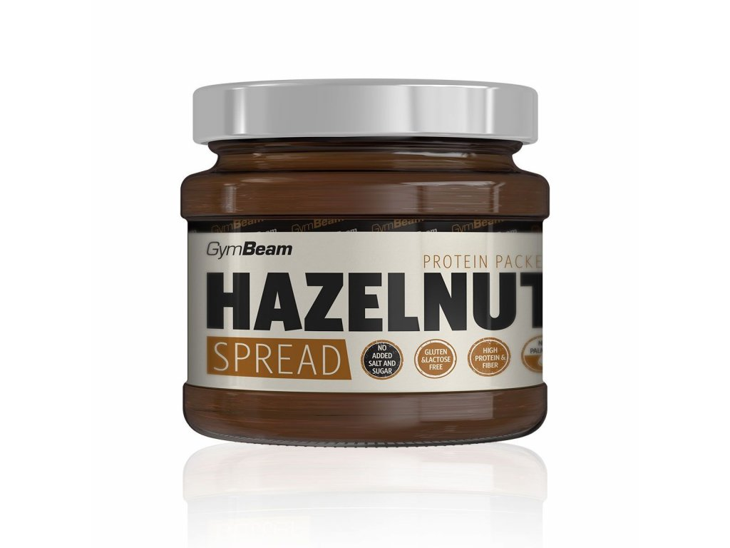 GymBeam Hazelnut Spread