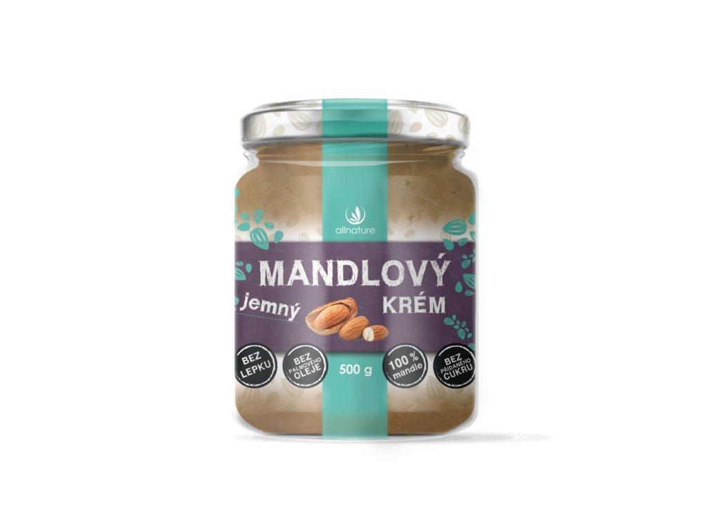 allnature mandlovy krem 500 g