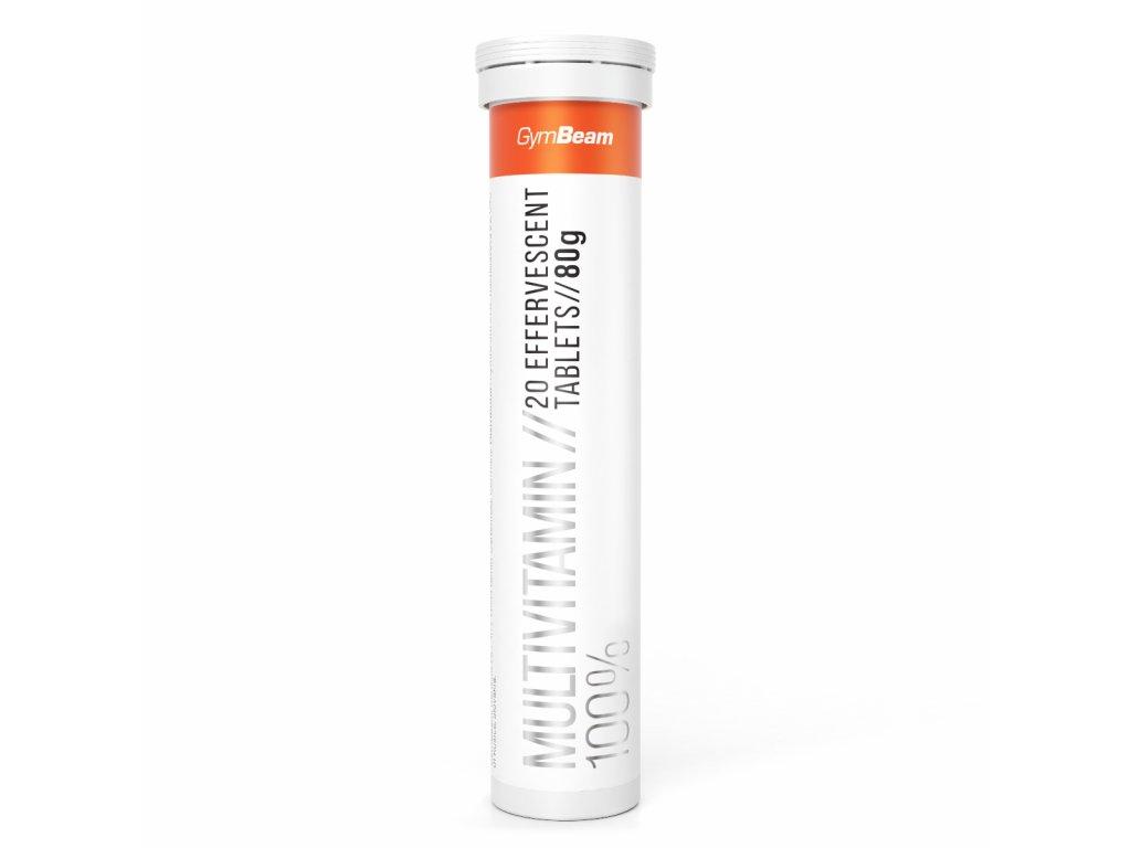 multivitamin 100 20 effervescent tabs gymbeam