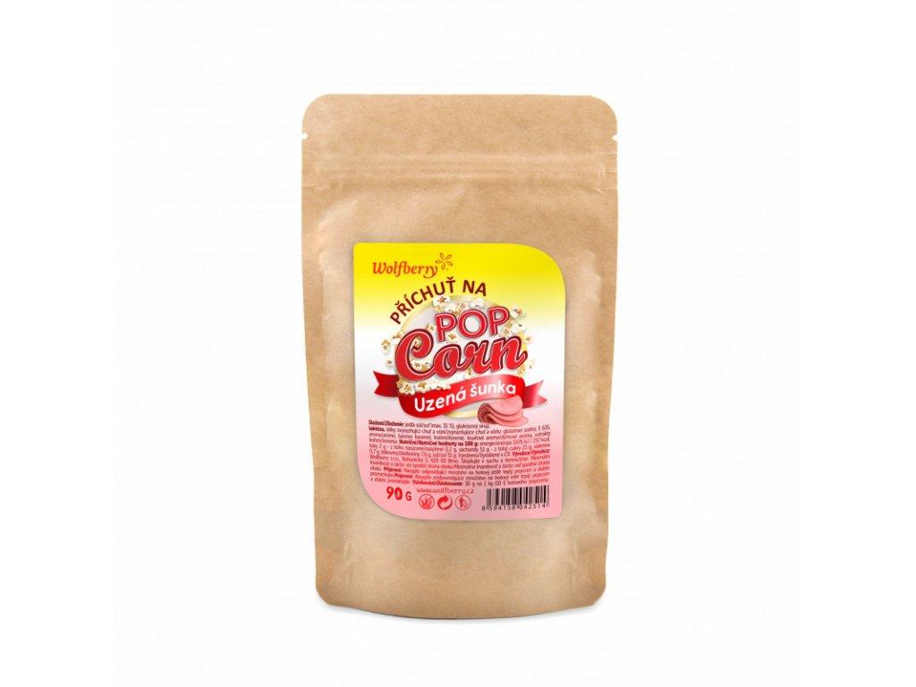 prichut na popcorn uzena sunka 90 g wolfberry