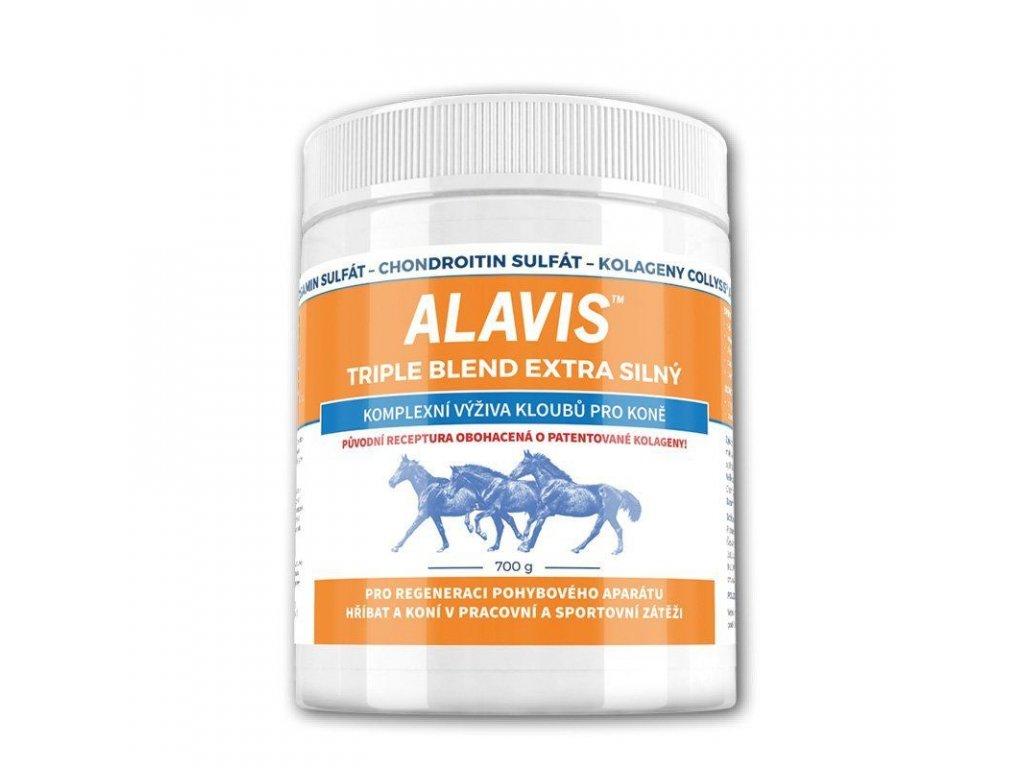 alavis triple bland