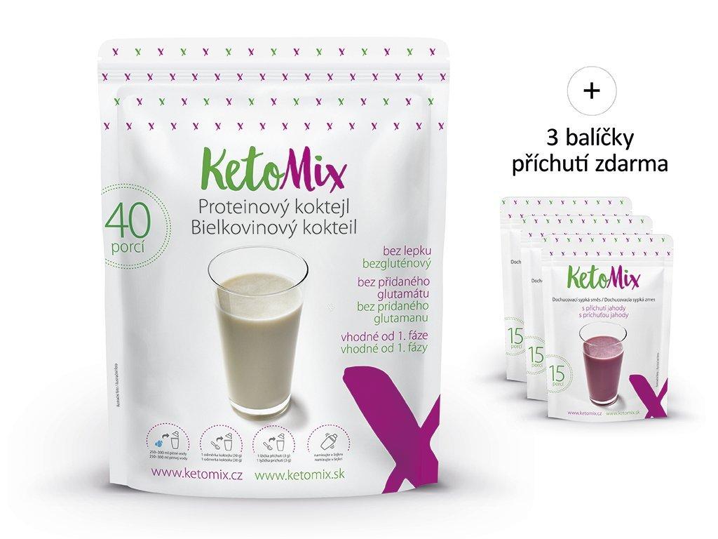 67 1 proteinovy koktejl ketomix 1200 g