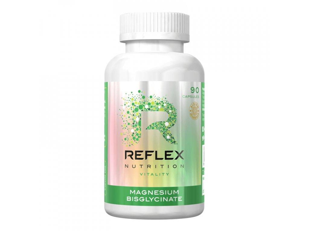 AlbionMagnesiumBisglycinate90kapslí Reflex