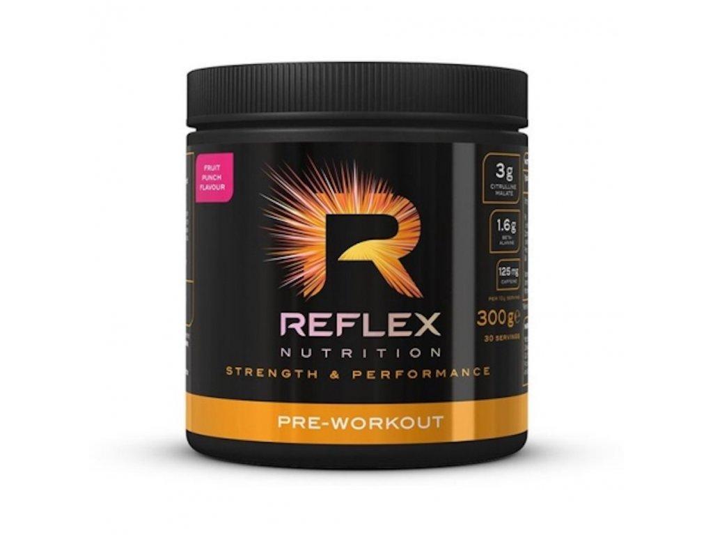 Reflex Nutrition Pre-Workout Ovocná směs