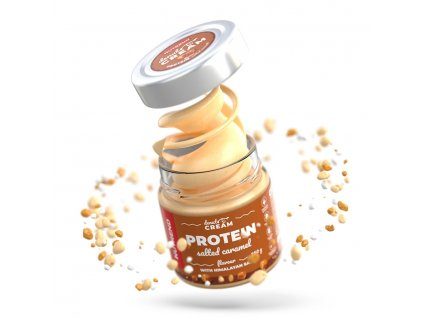 denuts cream 250g protein salted caramel 2021 orb
