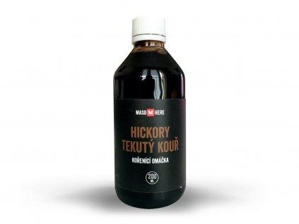 1337 tekuty kour s aroma hickory 200 ml