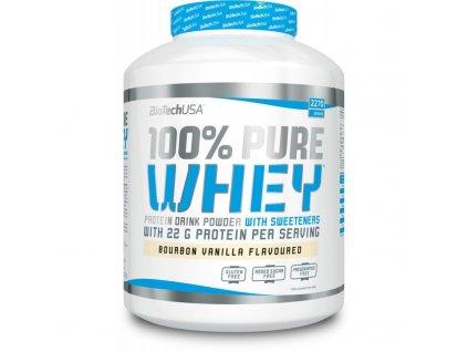 biotech 100 pure whey 2270g