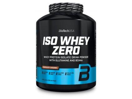 biotechusa iso whey zero 2270 g cookies cream original