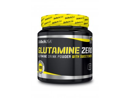 GlutamineZero Lemon 300g