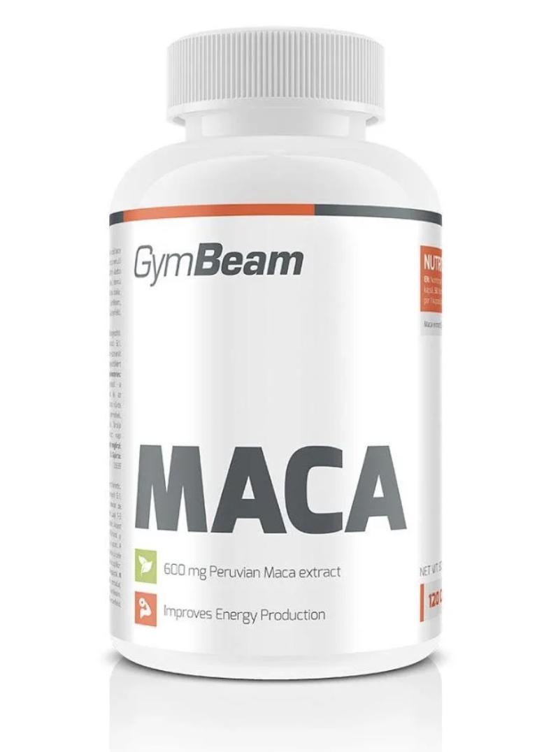 Gymbeam - MACA Hmotnost: 120 tablet