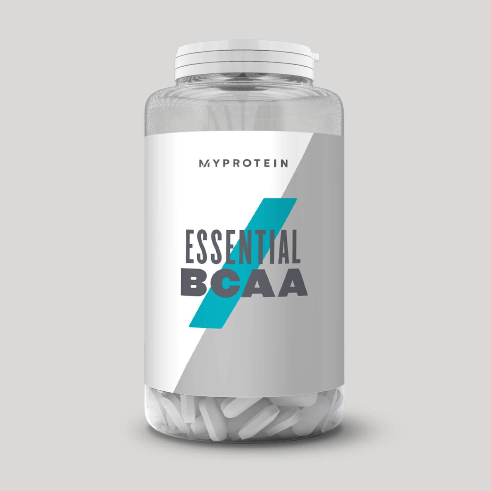 Myprotein BCAA Plus Hmotnost: 270 kapslí
