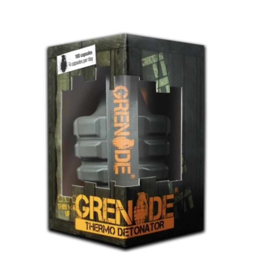 Grenade Thermo Detonator Hmotnost: 100 tablet