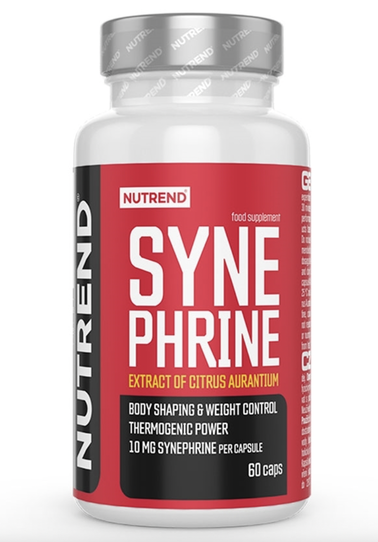 Nutrend Synephrine Hmotnost: 60 tablet