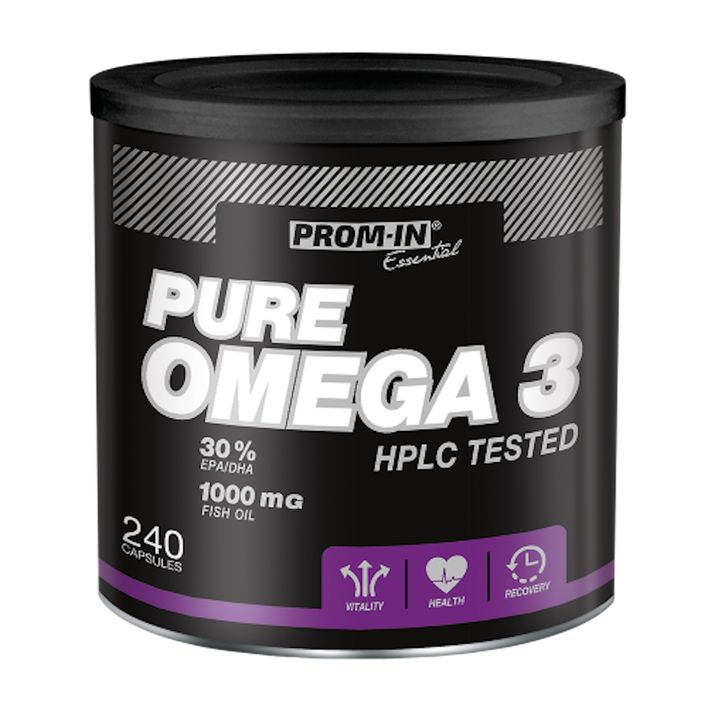 Prom-IN Pure Omega 3 Hmotnost: 240 tablet