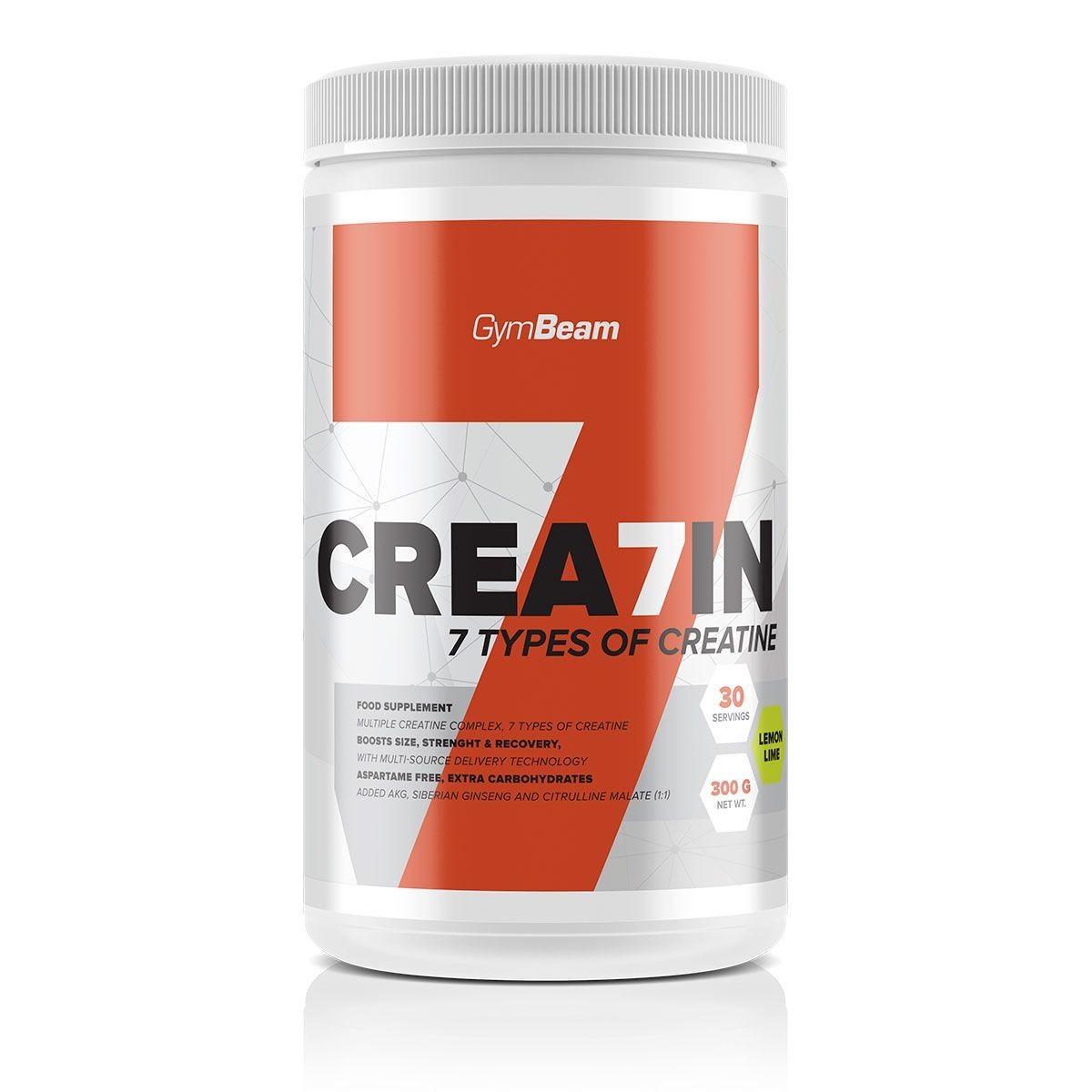 GymBeam Kreatin Crea7in 300 g Příchuť: Vodní meloun
