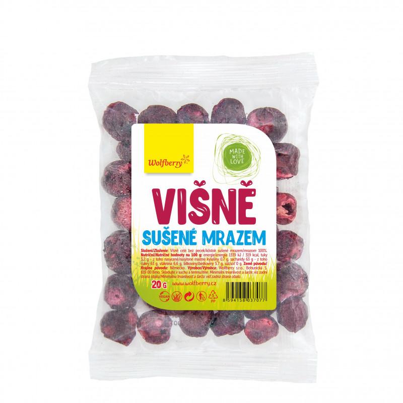 Wolfberry sušené plody Příchuť: Višně, Hmotnost: 100g