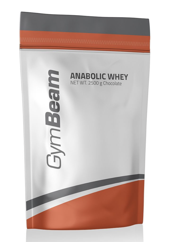 GymBeam Protein Anabolic Whey 2500 g Příchuť: Čokoláda