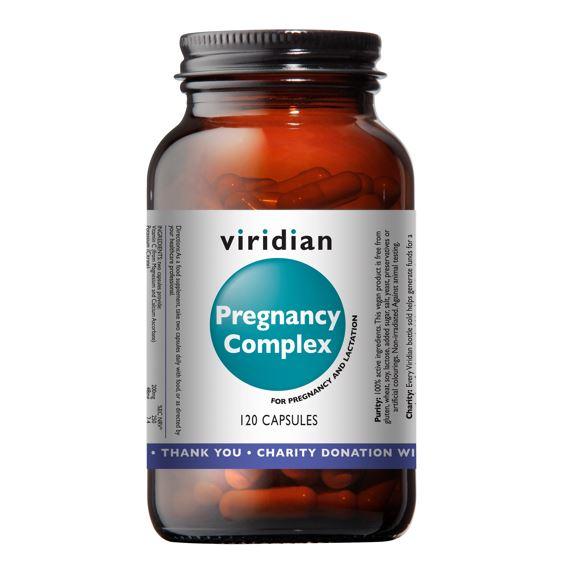 Viridian Nutrition Pregnancy Complex Hmotnost: 120 tablet