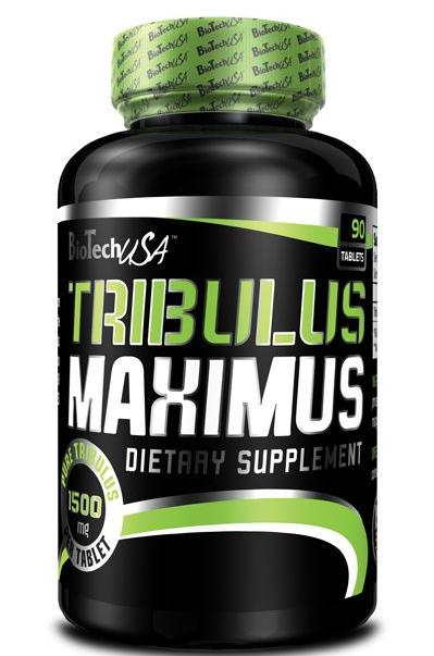 BioTech Tribulus Maximus Hmotnost: 90 tablet