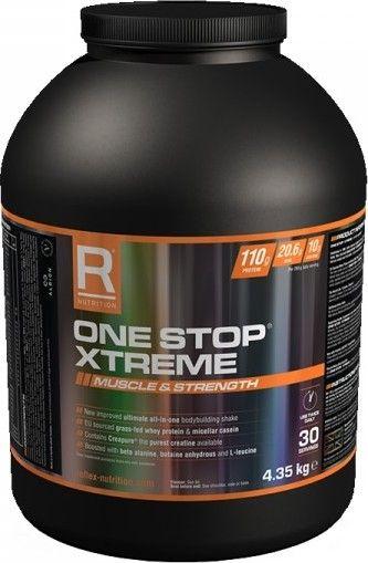Reflex One Stop XTREME 4,35kg Příchuť: Čokoláda